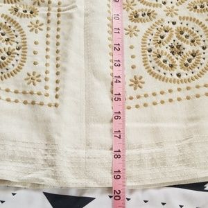 Anthropologie Skirts - Anthropologie Skirt by Floreat